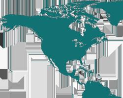 Karte Südamerika Und Nordamerika.Amerikaquiz Wo Liegt Was In Amerika Reise Dart Länder Und Städte